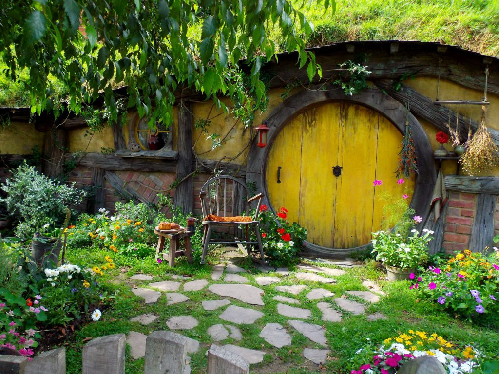 Hobbiton by Abigail Simpson