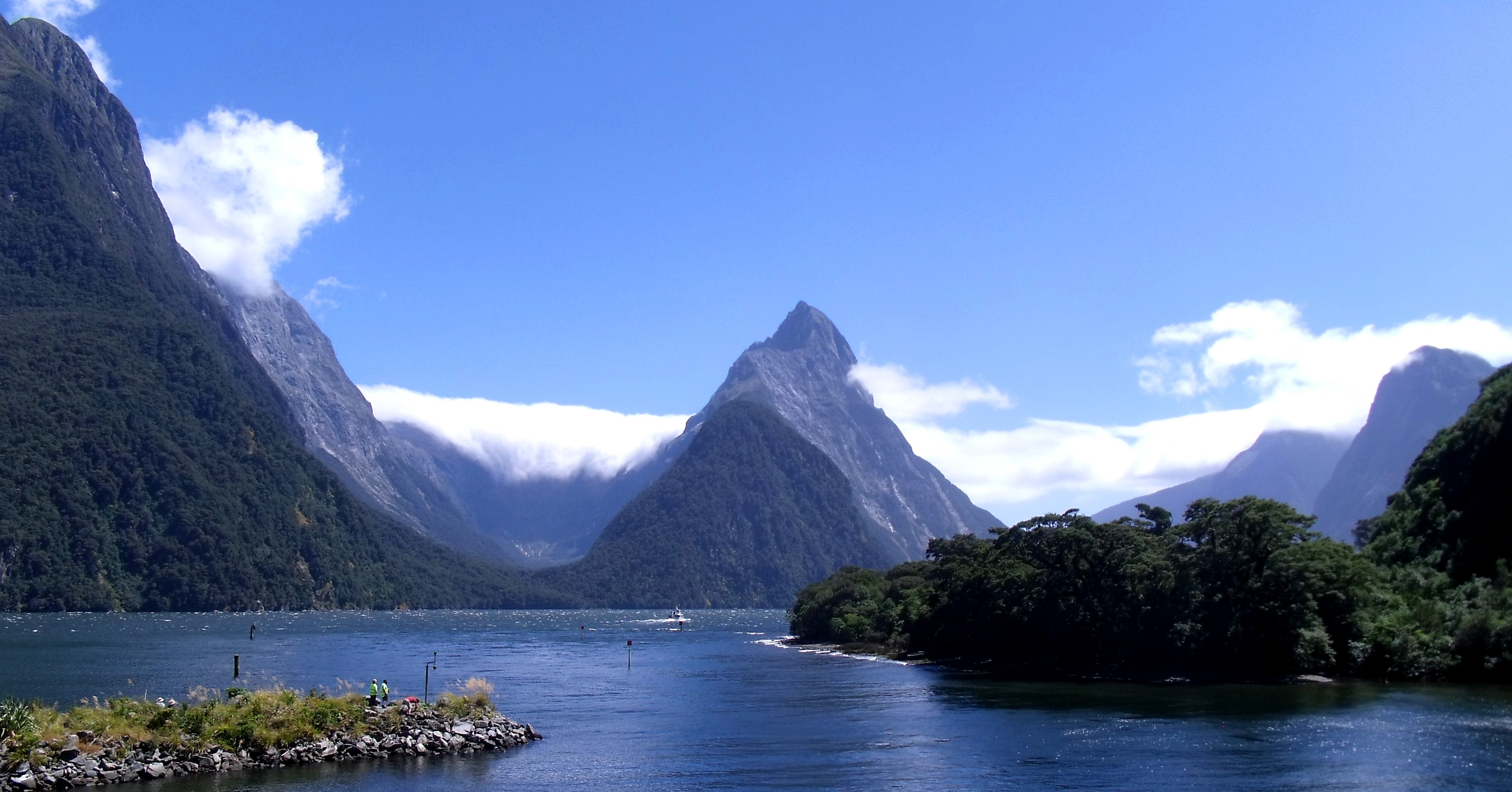 Milford Sound South Island Free Trip Planner