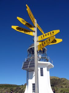 Cape Reinga Lighthouse Free Trip Planner New Zealand