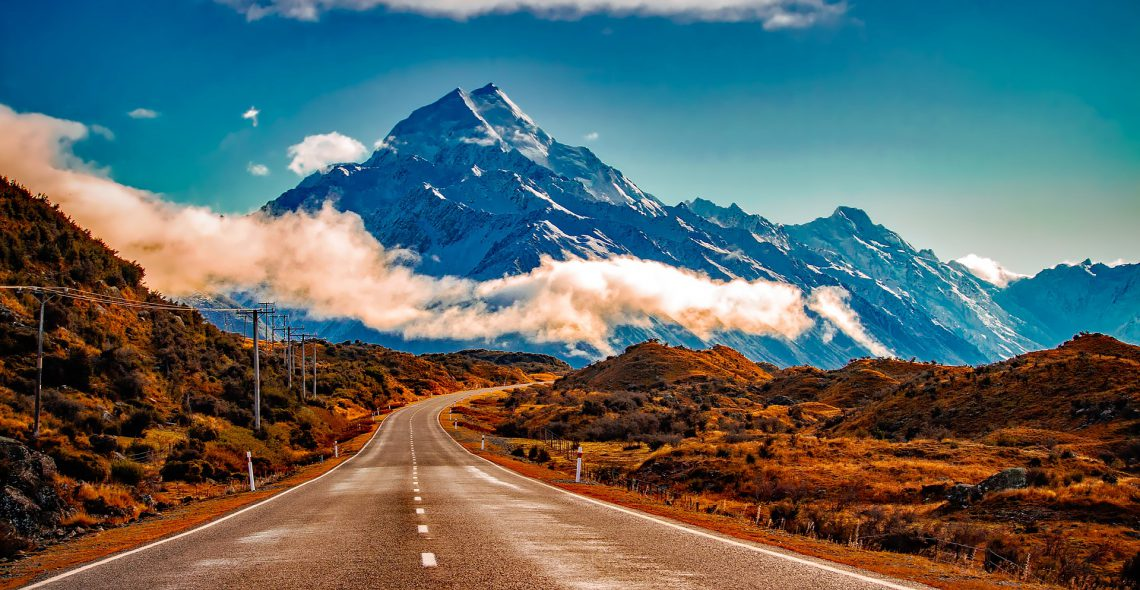 The Grandest Tour: Six Months in New Zealand