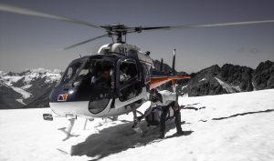 Helicopter Mount Cook