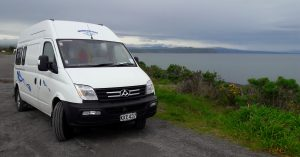 campervan lake taupo