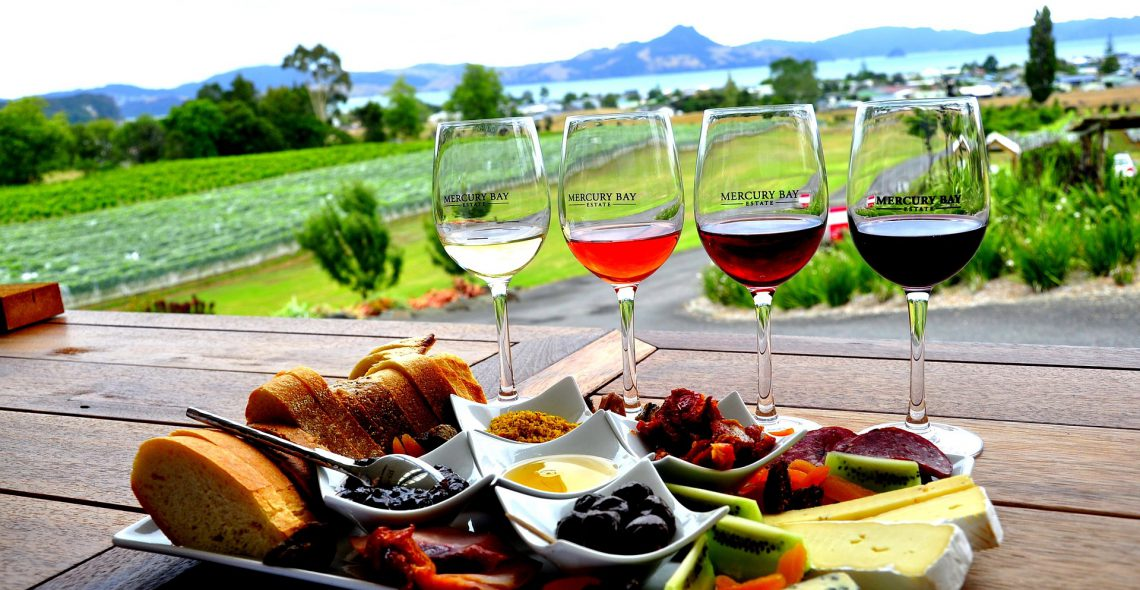 A Taste of the North Island